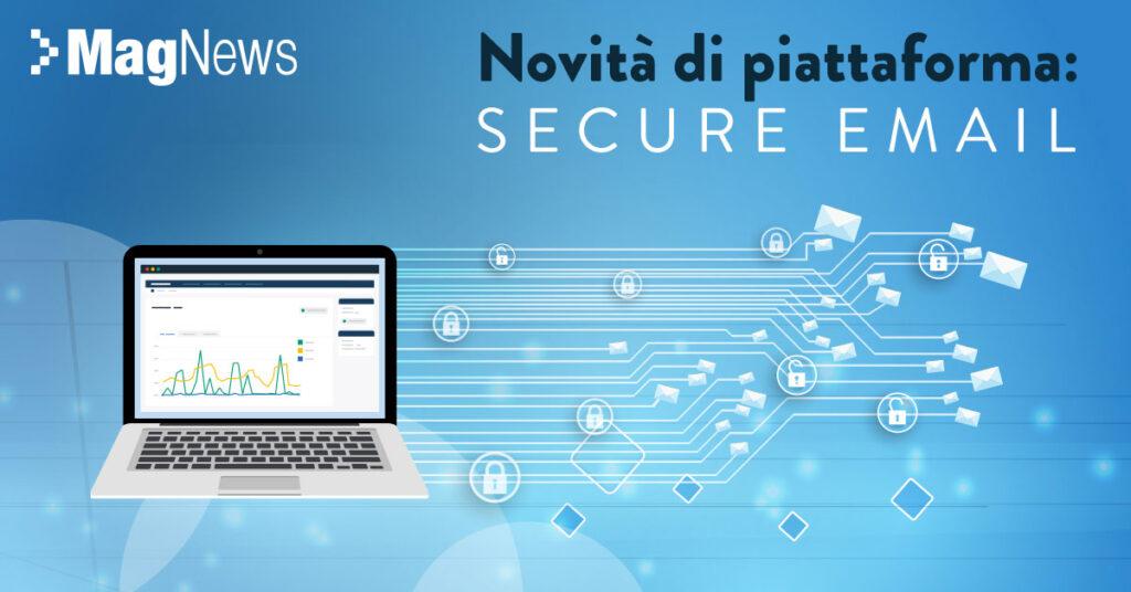 Secure email platform