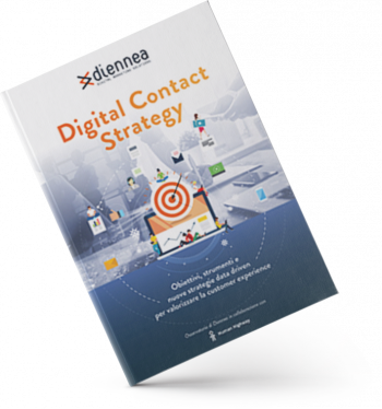 Copertina Digital Contact Strategy